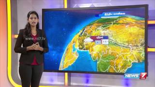 Weather Forecast | 19-03-2016