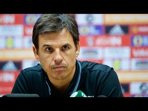 "WALES V REPUBLIC OF IRELAND | CHRIS COLEMAN ""NOTHING TO FEAR"""