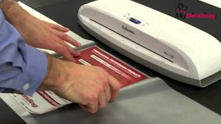 Fellowes Mars 125 12.5in Pouch Laminator Review - 5215501