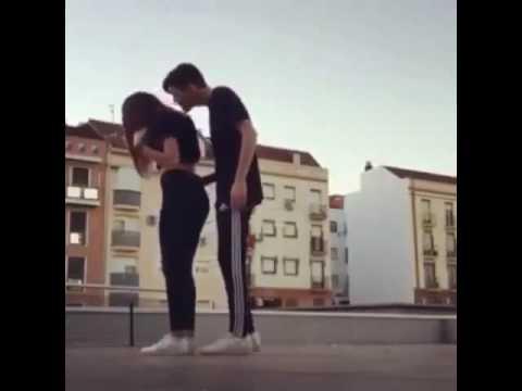 Cutes Paar tanzt megaa ♥♥