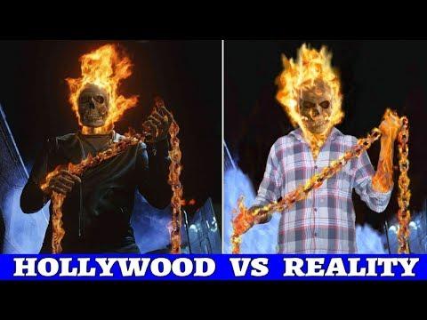 Ghost Rider Movie Spoof   Nicolas Cage   Eva Mendes   BigBoyzTeam