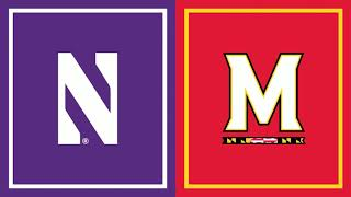 First Half Highlights: Maryland At Northwestern   Big Ten Football