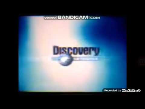 Discovery Networks 1995-2009 Logo