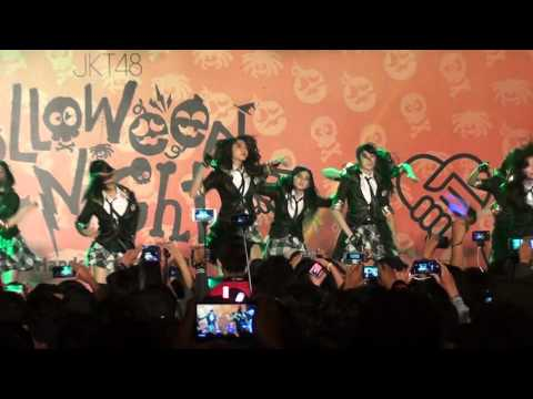 [FANCAM] JKT48 - Beginner at HS Halloween