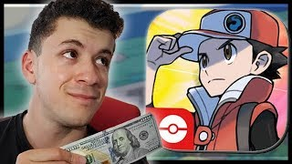 I spent $100 in Pokemon Masters... This Is What Happened!
