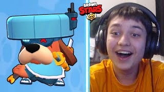 SAMURAY RUFFS ALDIM! Brawl Stars