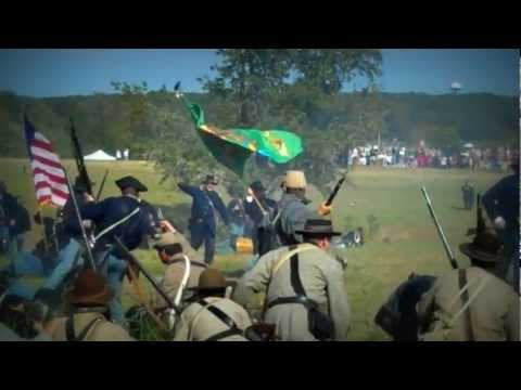 150th Vicksburg Reenactment Mumford and sons Below my feet