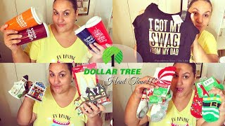 🛍AMAZING DOLLAR TREE HAUL / FOUND SOME ITEMS THAT WERE ON MY WISH LIST / XMAS ITEMS🛍