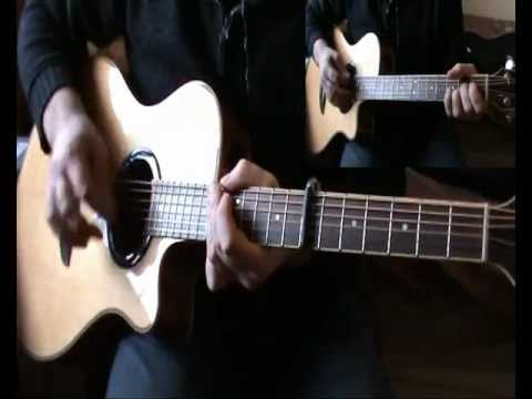 The Everly Brothers Wake Up Little Susie Both Guitars Dgdgbd