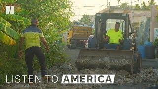 Puerto Rico Still Vulnerable After Maria  | Listen To America