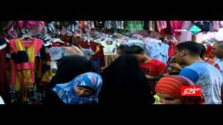توزيع كسوة العيد على الفلسطينيين في غزة