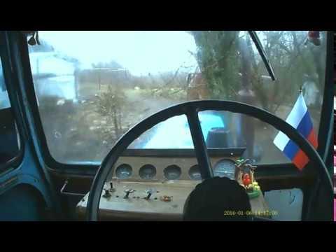 Как переключать скорости на мтз 80