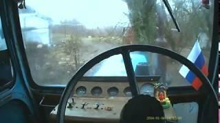 Переключение скоростей на МТЗ-80!!!!!