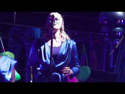 The Knife- Pass this on live Coachella 2014