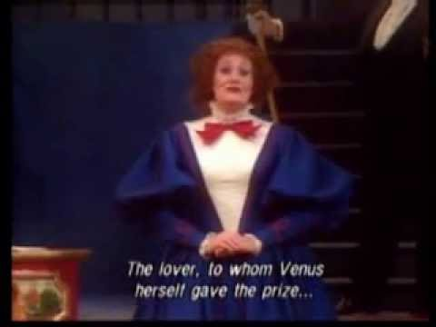 Singing lesson, Joan Sutherland
