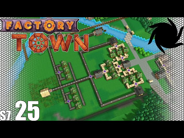 Factory Town - S07E25 - New Antidote Setup