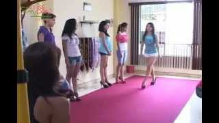 Miss Teen Lima Norte 2013 - Semana 1