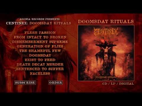 CENTINEX - Doomsday Rituals (Official Album Stream)