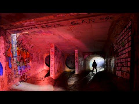 Exploring Melbourne's Under Worlds With JAZ-art