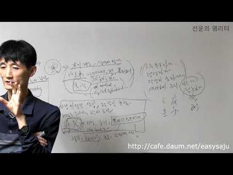 [선운의 명리터] 기해년 운세 6 - 인묘진사오미월