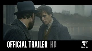 FANTASTIC BEASTS: THE CRIMES OF GRINDELWALD | Official Trailer | 2018 [HD]