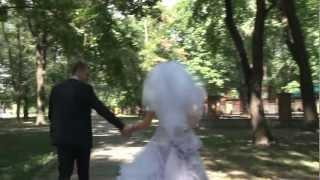 HD- видео высокого разрешения. Свадебный клип