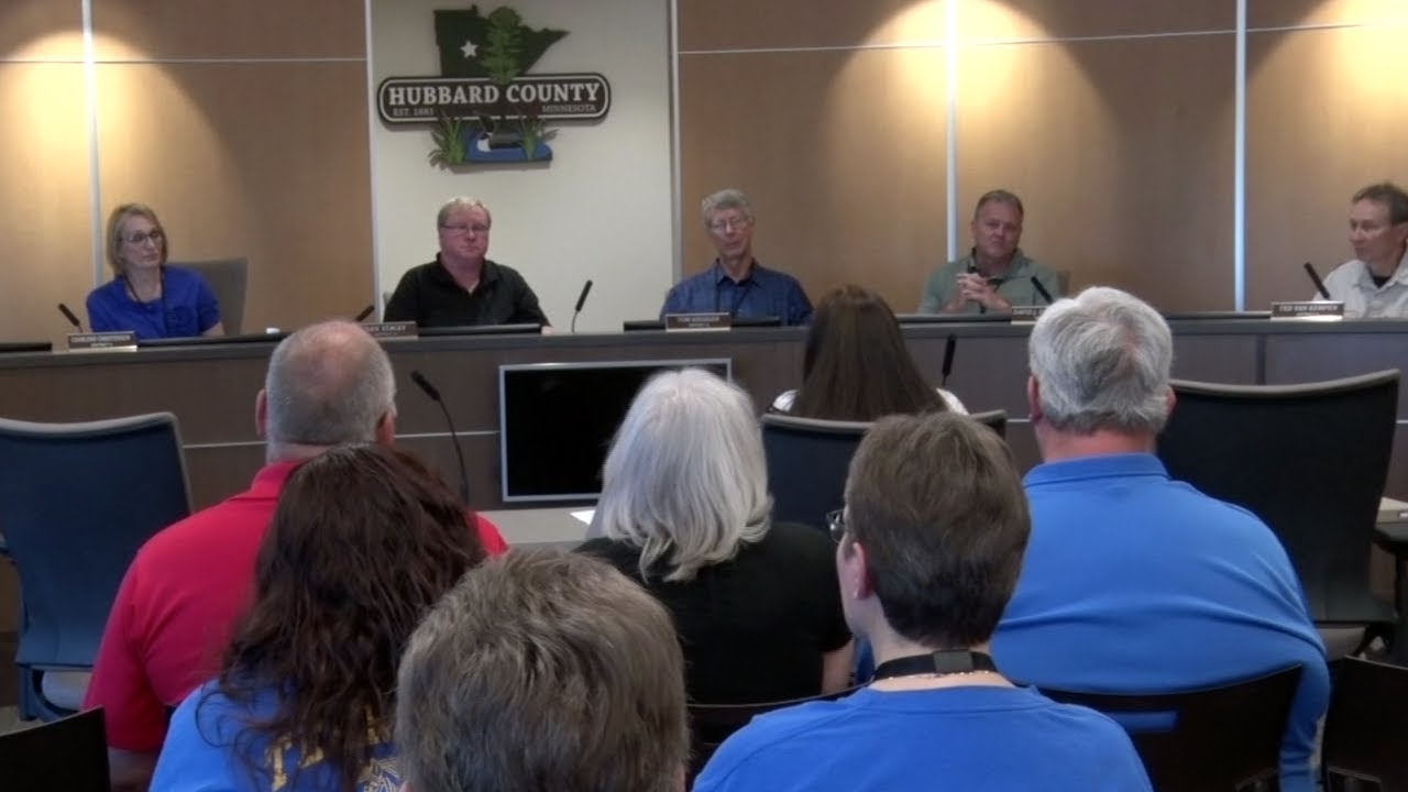 Hubbard County Social Services Employees Demand Action After