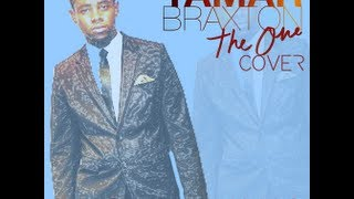 Tamar Braxton-The One-Cover