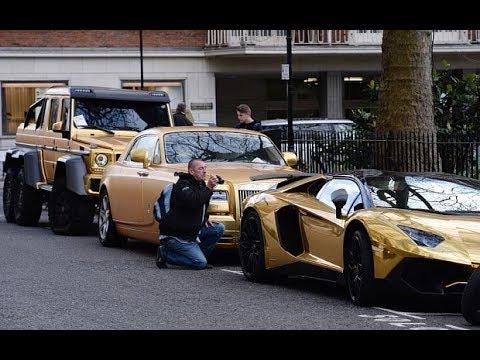 Découvrez Les Plus Belles Collections Automobiles Des Riches Milliardaires ( Documentaire )