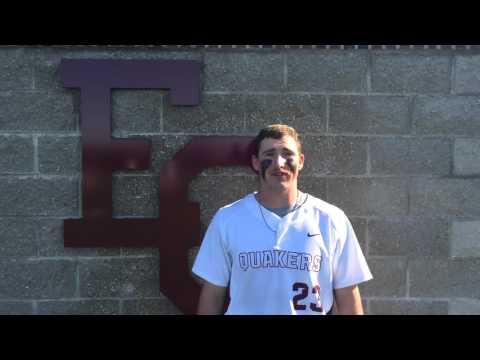 Earlham's Brandon Smalling on the Rose-Hulman Series