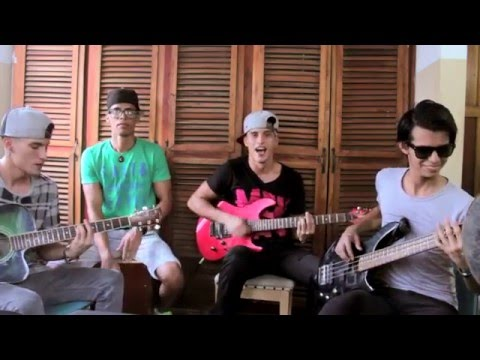 GYAL YOU A PARTY ANIMAL/ Bye bye / Pa Las Guiales/ Sorry - Acoustic Mashup by The Wigglers