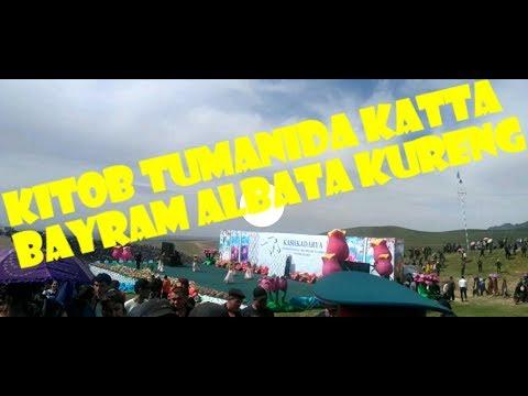 Kitob tumanida koʻkari va Navroʻz buldi