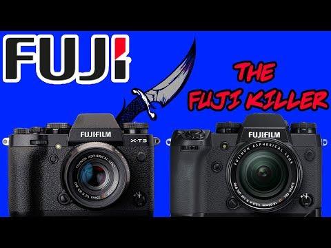 Fuji XT3 Killed The XH1: Will Sony A7000 Kill Them Both?