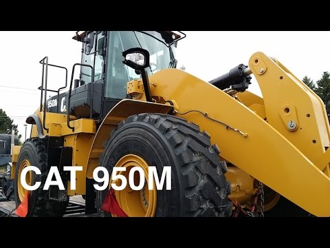 HEAVY HAUL TV: Hwy 6 IL Ride Along with a CAT 950M