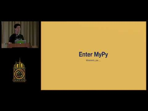 Start Being Static with MyPy