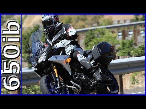 Yamaha Tracer  GT | Canyon Carving BEAST!!!