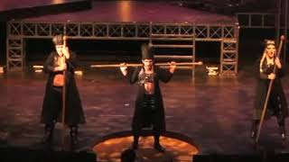 Caiaphas Compilation from Jesus Christ Superstar - Aleksander Papanastasopoulos