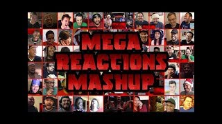 Deadpool Red Band Trailer #2 - MEGA REACTIONS MASHUP (53 Reaction videos with 72 people)