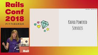 RailsConf 2018: So You've Got Yourself a Kafka: Event-Powered Rails Services by Stella Cotton