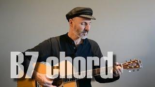 b7 chord guitar lesson