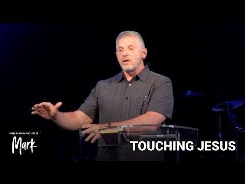 Touching Jesus
