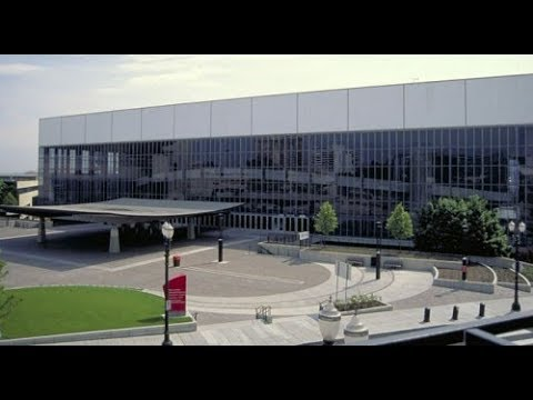 An Amazing NBA Coincidence - The Oddity Of Veterans Memorial Coliseum