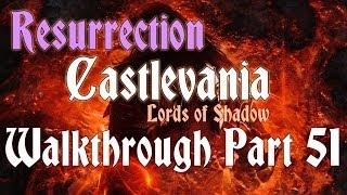 Castlevania: Lords of Shadow Walkthrough DLC 2: Resurrection Chapter 14-2 ( The Underworld )