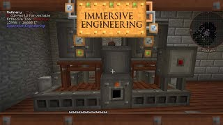 Immersive Engineering | Episode 22 | The Refinery
