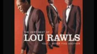Watch Lou Rawls Lady Love video