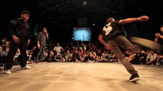 Pacpac - Chakal VS Pocket - Issue semi final LCB 6 (2015)