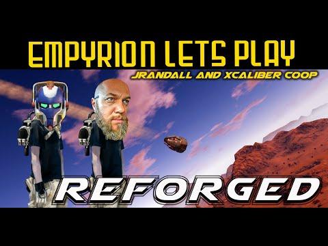 REFORGED FRESH START | Empyrion Reforged Eden | Lets Play Stream 1