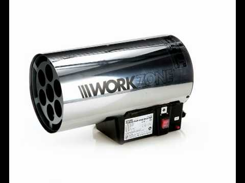 Turbo Fan Gas Heater
