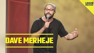 Dave Merheje Is Just An Old Guy That Gets Heckled On The Street