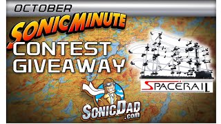 October Free Giveaway: Sonic Minute